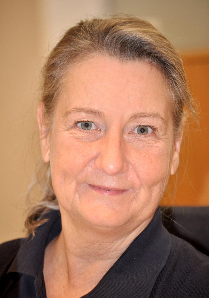 Britta-Petersen-Arzthelferin